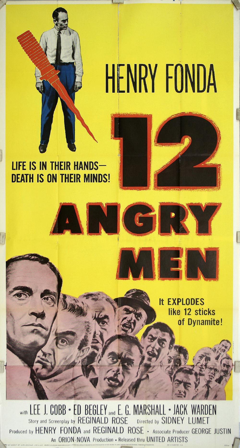 12 angrey men 1